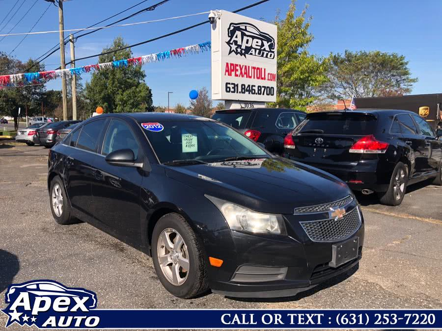 Used 2012 Chevrolet Cruze in Selden, New York | Apex Auto. Selden, New York