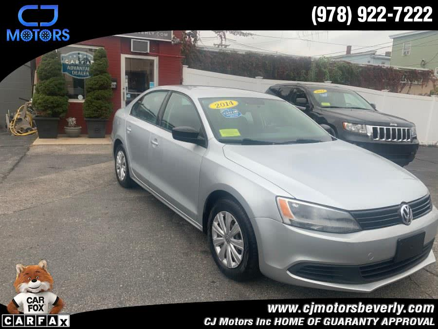 Used 2014 Volkswagen Jetta Sedan in Beverly, Massachusetts | CJ Motors Inc. Beverly, Massachusetts