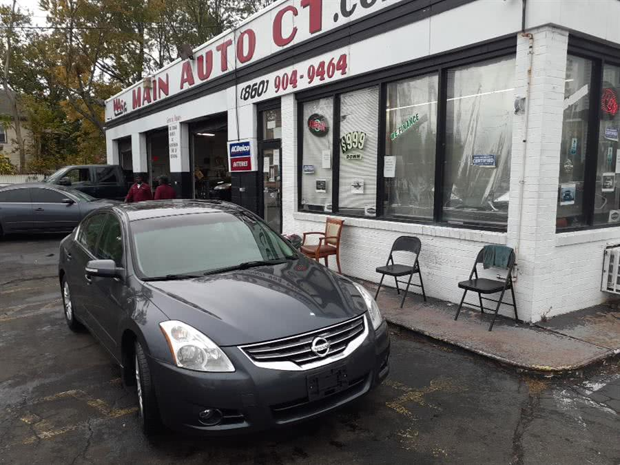 Used 2010 Nissan Altima in Hartford, Connecticut | Main Auto Sales LLC. Hartford, Connecticut