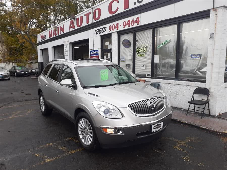 Used 2008 Buick Enclave in Hartford, Connecticut | Main Auto Sales LLC. Hartford, Connecticut