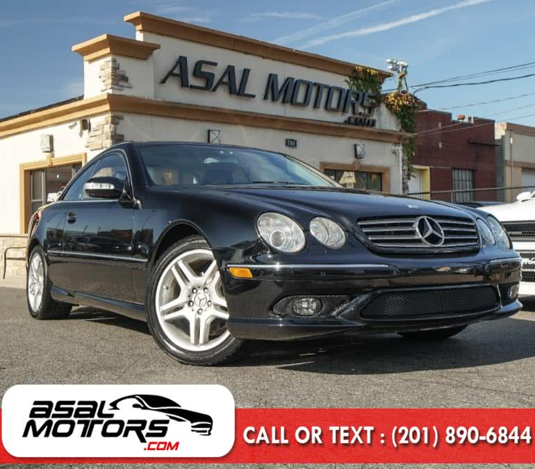Used Mercedes-Benz CL-Class 2dr Cpe 5.0L 2004 | Asal Motors. East Rutherford, New Jersey