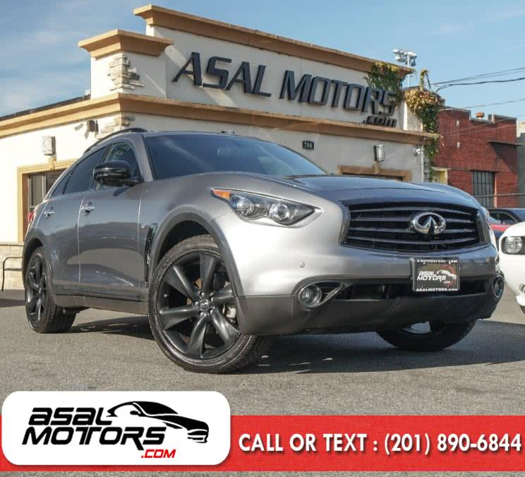 Used 2016 INFINITI QX70 in East Rutherford, New Jersey | Asal Motors. East Rutherford, New Jersey