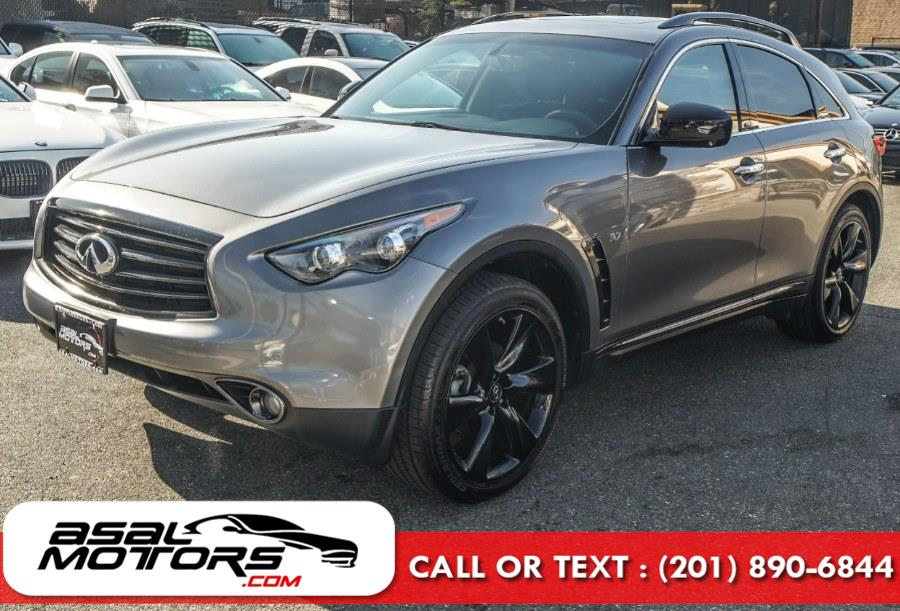 Used INFINITI QX70 S 2016 | Asal Motors. East Rutherford, New Jersey