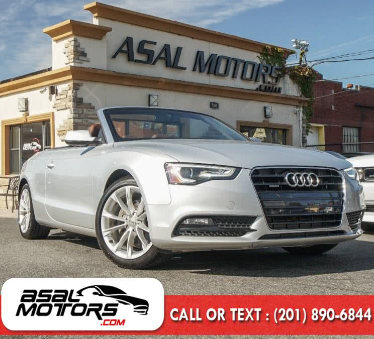 Used Audi A5 2dr Cabriolet Auto quattro 2.0T Premium Plus 2013 | Asal Motors. East Rutherford, New Jersey