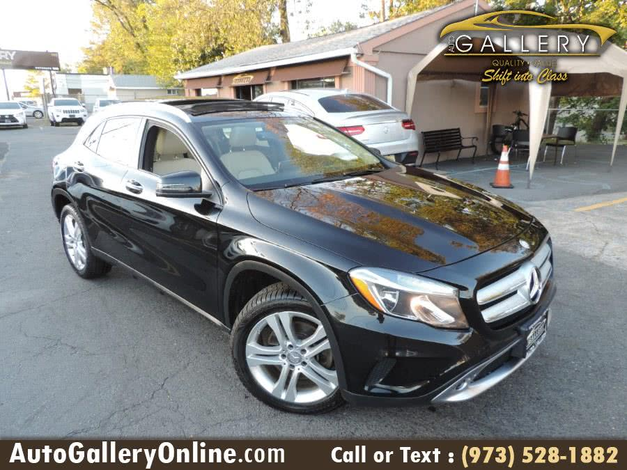Used 2016 Mercedes-Benz GLA in Lodi, New Jersey | Auto Gallery. Lodi, New Jersey