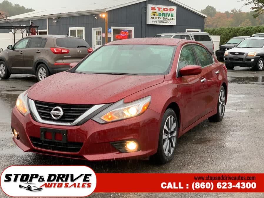 Used 2017 Nissan Altima in East Windsor, Connecticut | Stop & Drive Auto Sales. East Windsor, Connecticut