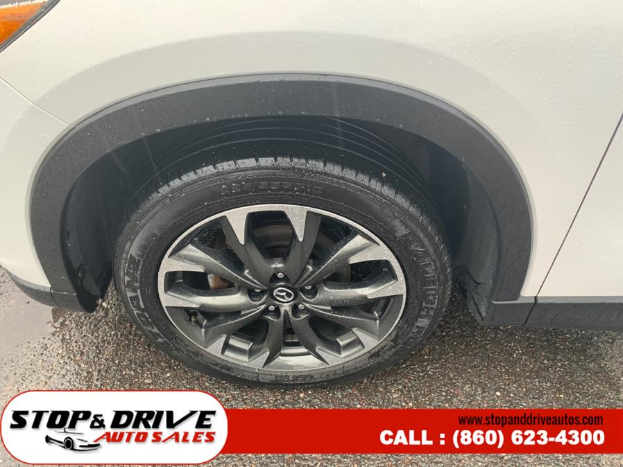 Used Mazda CX-5 AWD 4dr Auto Grand Touring 2016   Stop & Drive Auto Sales. East Windsor, Connecticut