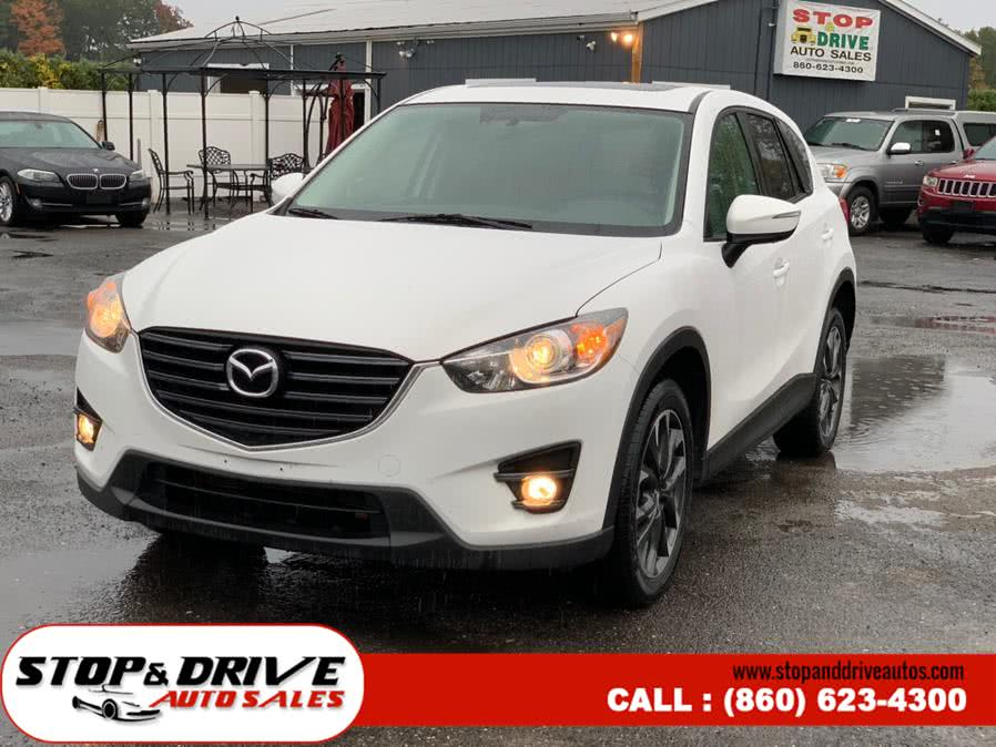 Used 2016 Mazda CX-5 in East Windsor, Connecticut | Stop & Drive Auto Sales. East Windsor, Connecticut