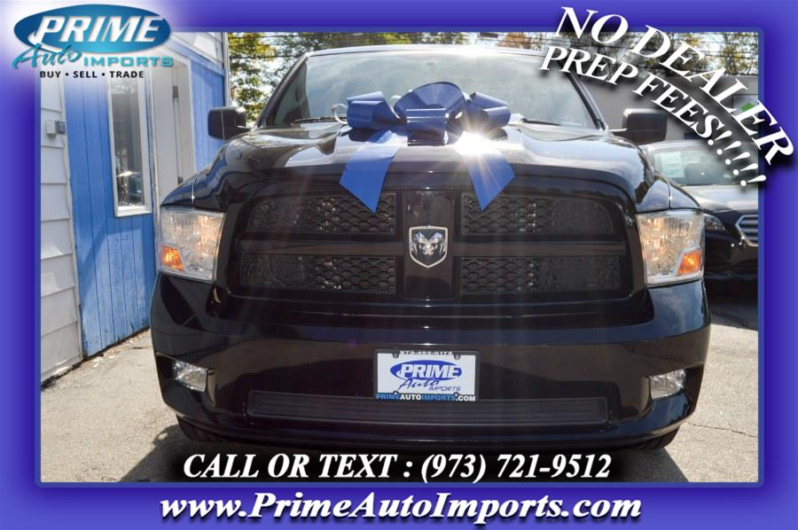 "Used Ram 1500 4WD Quad Cab 140.5"" ST 2012 