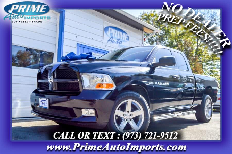 Used 2012 Ram 1500 in Bloomingdale, New Jersey | Prime Auto Imports. Bloomingdale, New Jersey