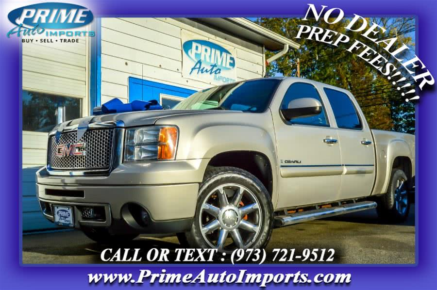 Used 2008 GMC Sierra Denali in Bloomingdale, New Jersey | Prime Auto Imports. Bloomingdale, New Jersey