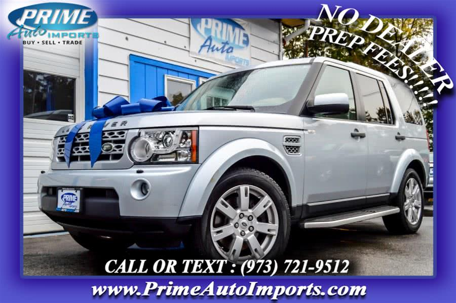 Used 2011 Land Rover LR4 in Bloomingdale, New Jersey | Prime Auto Imports. Bloomingdale, New Jersey