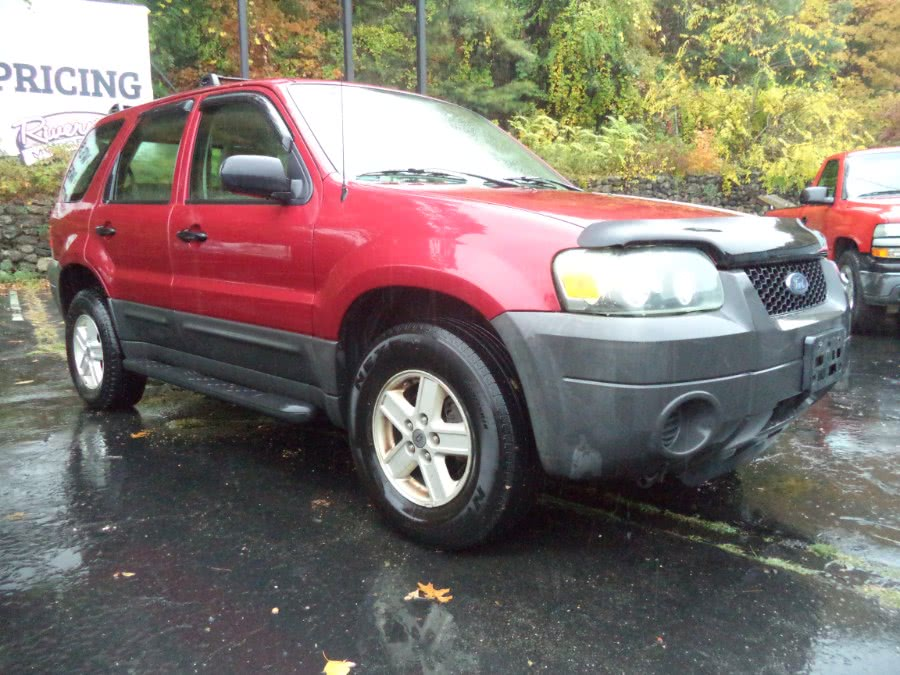 Used 2005 Ford Escape in Naugatuck, Connecticut | Riverside Motorcars, LLC. Naugatuck, Connecticut
