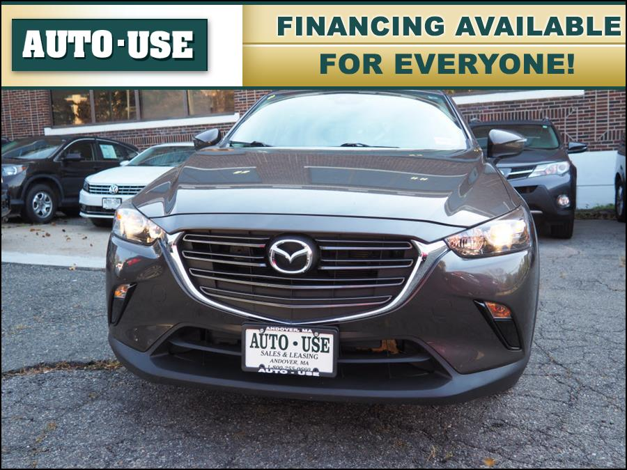 Used Mazda Cx-3 Touring 2019 | Autouse. Andover, Massachusetts