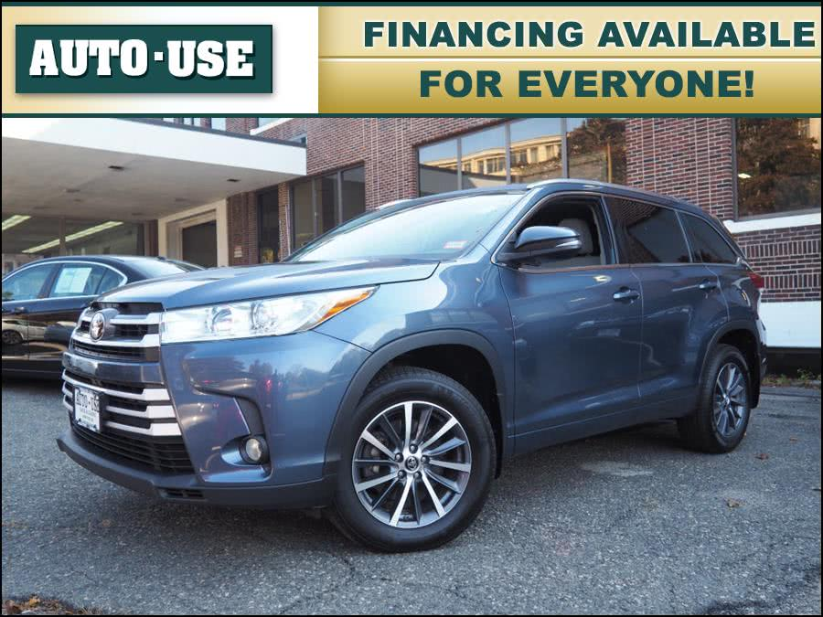 Used 2018 Toyota Highlander in Andover, Massachusetts | Autouse. Andover, Massachusetts