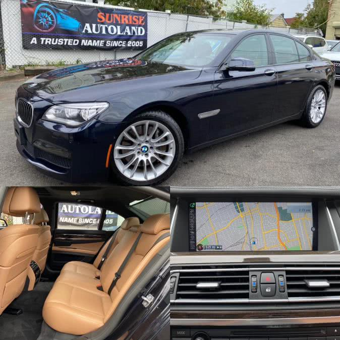 Used 2015 BMW 7 Series in Jamaica, New York | Sunrise Autoland. Jamaica, New York