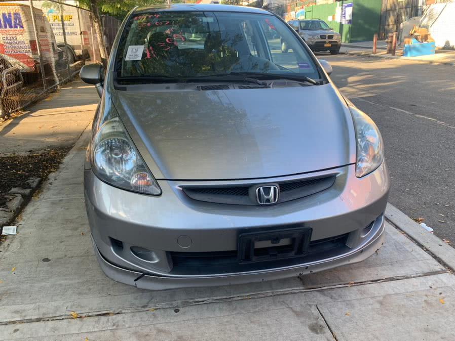 Used 2007 Honda Fit in Brooklyn, New York | Atlantic Used Car Sales. Brooklyn, New York