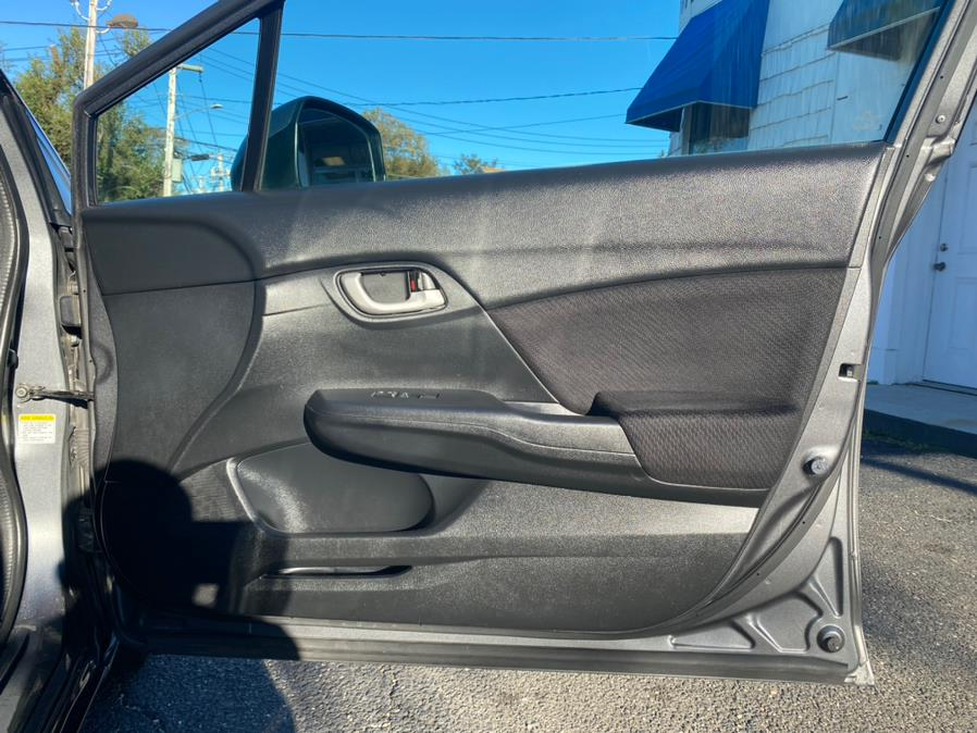 Used Honda Civic Sdn 4dr Auto LX 2013   Rite Cars, Inc. Lindenhurst, New York