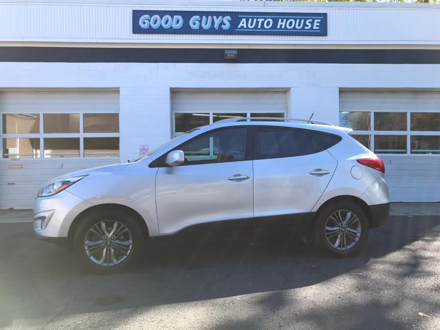 Used 2014 Hyundai Tucson in Southington, Connecticut | Good Guys Auto House. Southington, Connecticut