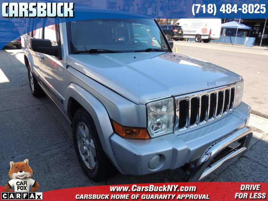 Used Jeep Commander 4WD 4dr Sport 2007 | Carsbuck Inc.. Brooklyn, New York