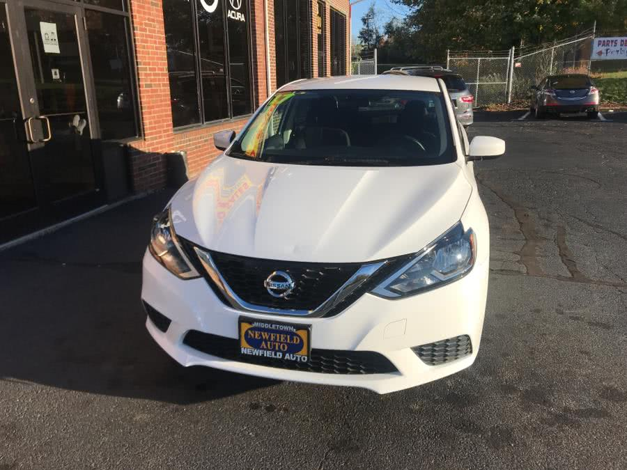 Used 2017 Nissan Sentra in Middletown, Connecticut | Newfield Auto Sales. Middletown, Connecticut