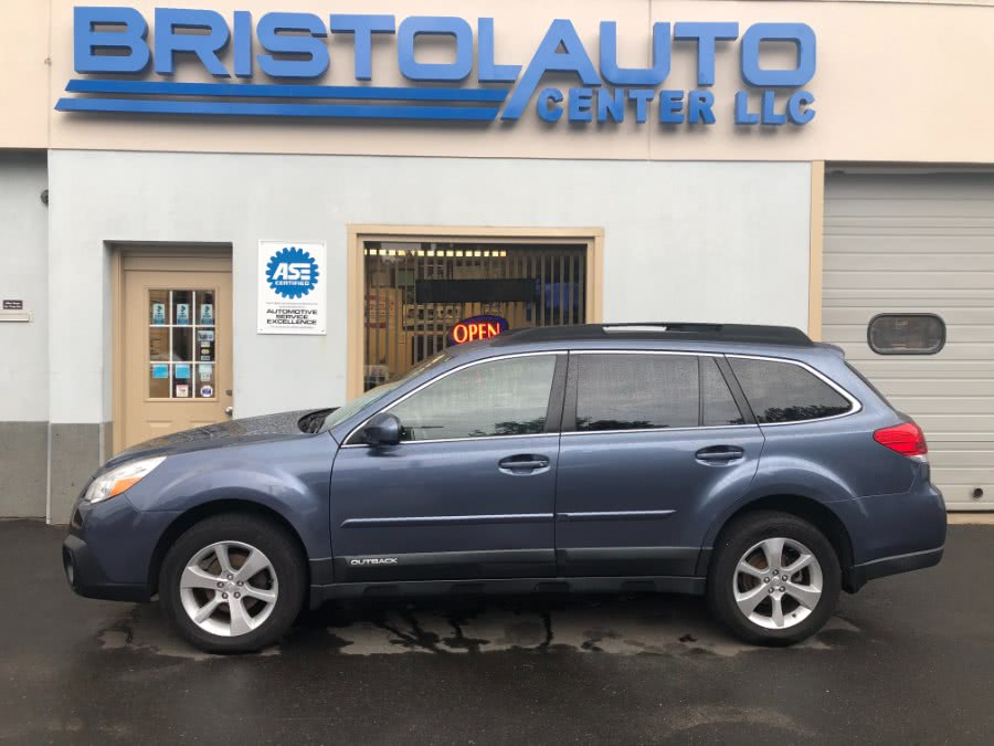 2013 Subaru Outback 4dr Wgn H4 Auto 2.5i Limited, available for sale in Bristol, CT