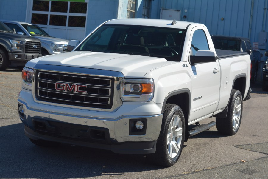 "Used GMC Sierra 1500 4WD Reg Cab 119.0"" SLE 2014 