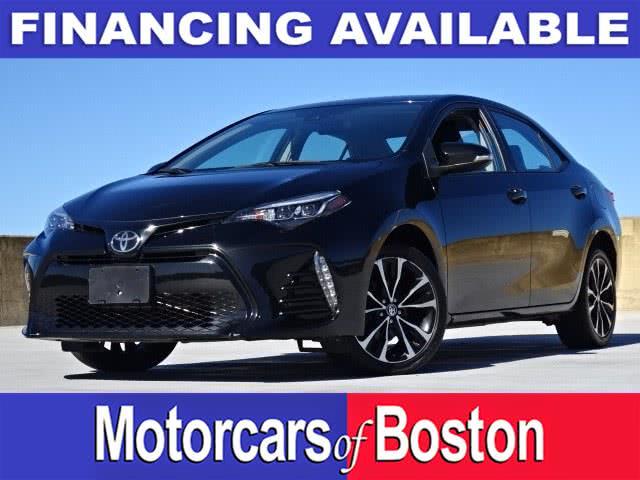 Used 2017 Toyota Corolla in Newton, Massachusetts | Motorcars of Boston. Newton, Massachusetts