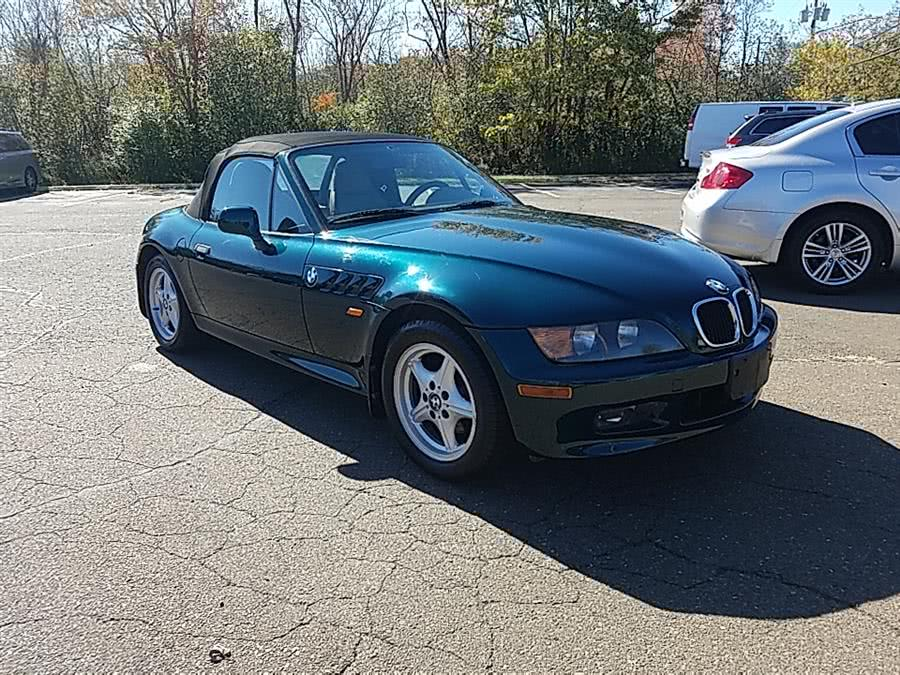 Used BMW 3 Series Z3 2dr Roadster 1.9L 1998 | M&M Motors International. Clinton, Connecticut