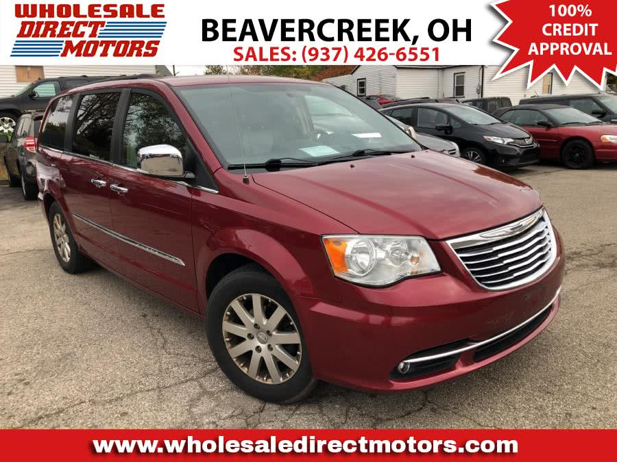Used Chrysler Town & Country 4dr Wgn Touring-L 2011 | Wholesale Direct Motors. Beavercreek, Ohio