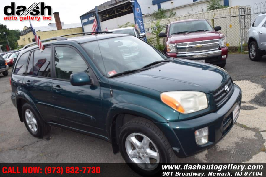 Used Toyota RAV4 4dr Auto 4WD 2002 | Dash Auto Gallery Inc.. Newark, New Jersey