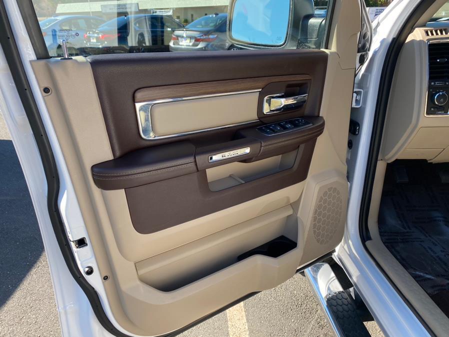 "Used Ram 1500 Laramie 4x4 Crew Cab 5''7"" Box 2017 | Tru Auto Mall. Berlin, Connecticut"