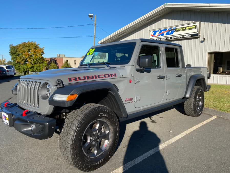 Used 2020 Jeep Gladiator in Berlin, Connecticut | Tru Auto Mall. Berlin, Connecticut