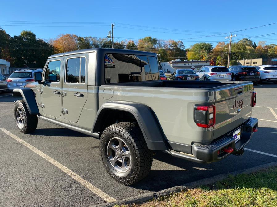 Used Jeep Gladiator Rubicon 4x4 2020 | Tru Auto Mall. Berlin, Connecticut