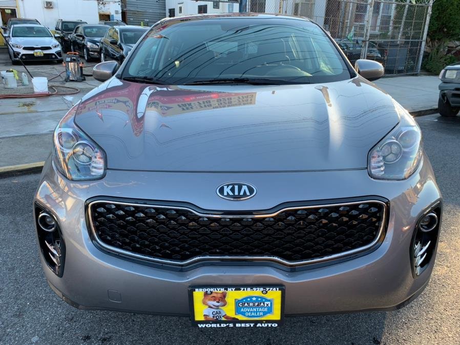 2017 Kia Sportage LX AWD, available for sale in Brooklyn, NY