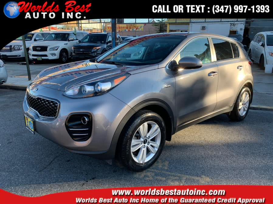 Used 2017 Kia Sportage in Brooklyn, New York