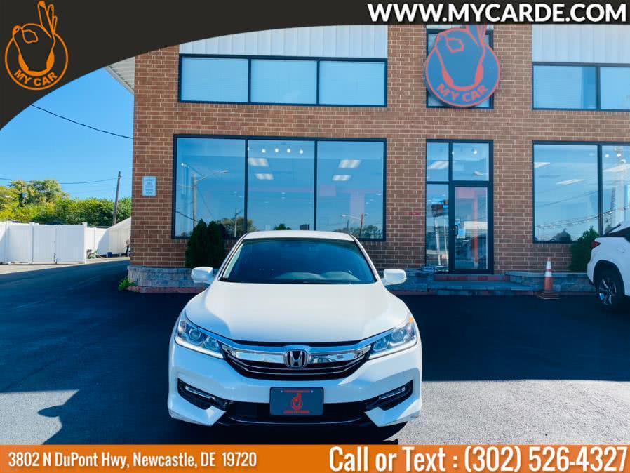 Used 2017 Honda Accord Hybrid in Newcastle, Delaware | My Car. Newcastle, Delaware