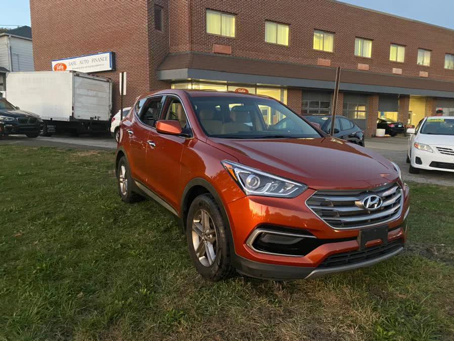 Used 2017 Hyundai Santa Fe Sport in Danbury, Connecticut | Safe Used Auto Sales LLC. Danbury, Connecticut
