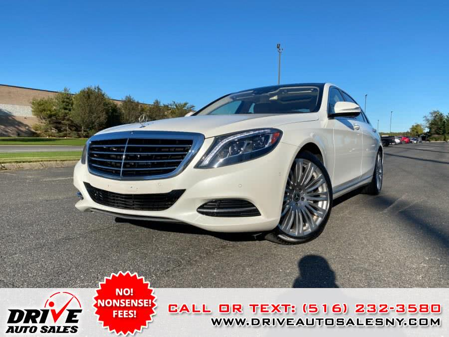Used 2017 Mercedes-Benz S-Class in Bayshore, New York | Drive Auto Sales. Bayshore, New York