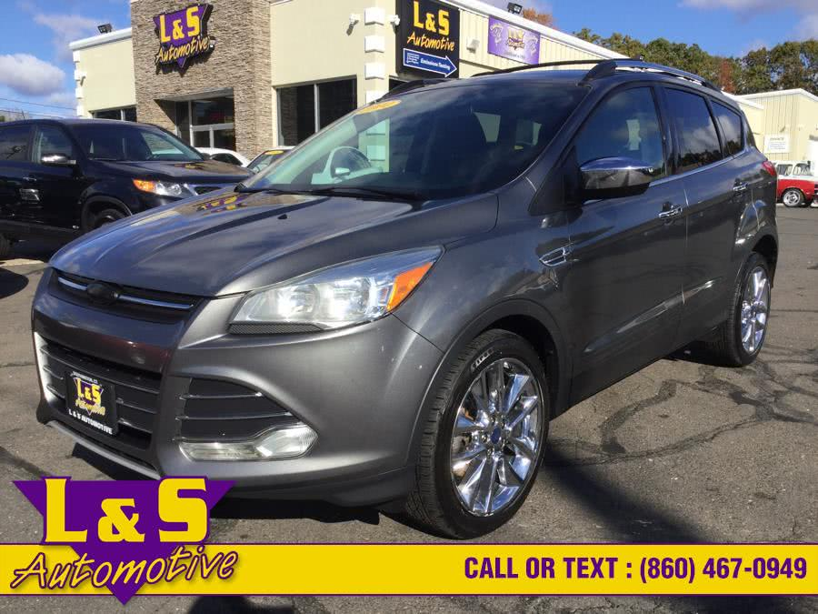Used 2014 Ford Escape in Plantsville, Connecticut | L&S Automotive LLC. Plantsville, Connecticut