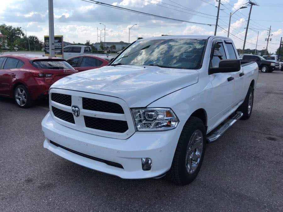 "2014 Ram 1500 2WD Quad Cab 140.5"" Tradesman, available for sale in Kissimmee, FL"
