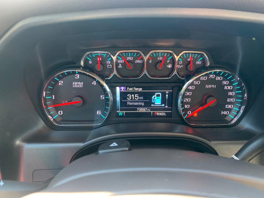 """Used GMC Sierra 1500 4WD Crew Cab 153.0"""" SLE 2017 