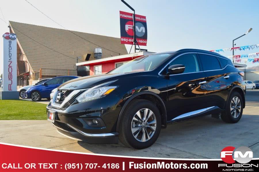 Used 2015 Nissan Murano in Moreno Valley, California   Fusion Motors Inc. Moreno Valley, California