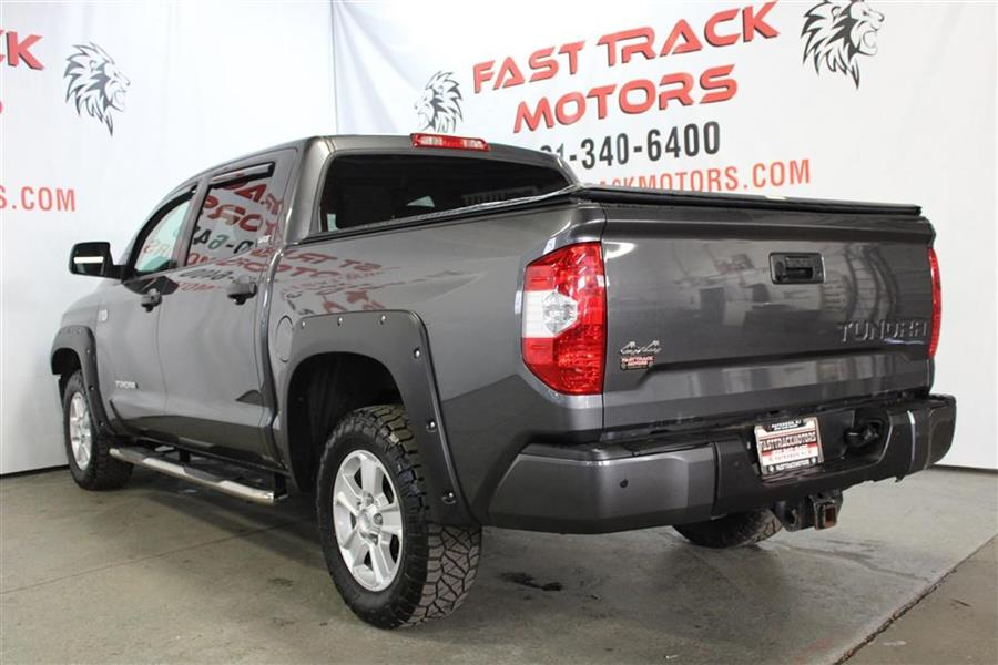 Used Toyota Tundra CREWMAX SR5 2018 | Fast Track Motors. Paterson, New Jersey