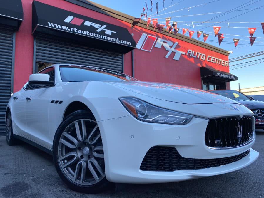 Used Maserati Ghibli 4dr Sdn 2015   RT Auto Center LLC. Newark, New Jersey