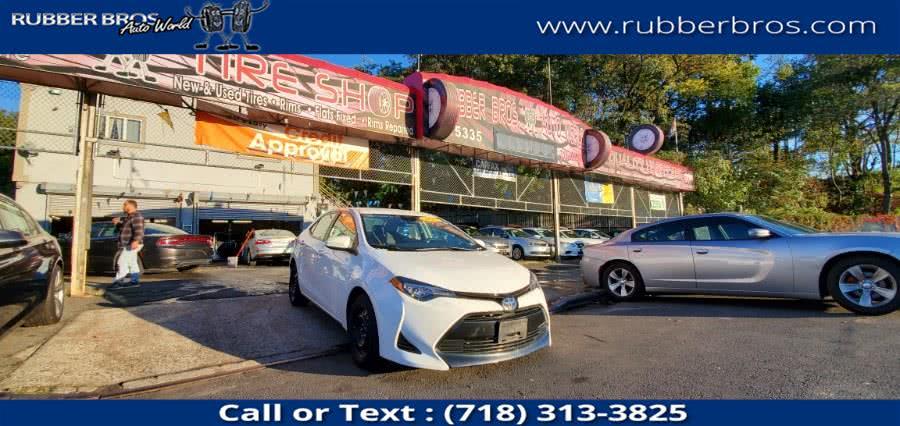Used Toyota Corolla SE CVT (Natl) 2018 | Rubber Bros Auto World. Brooklyn, New York