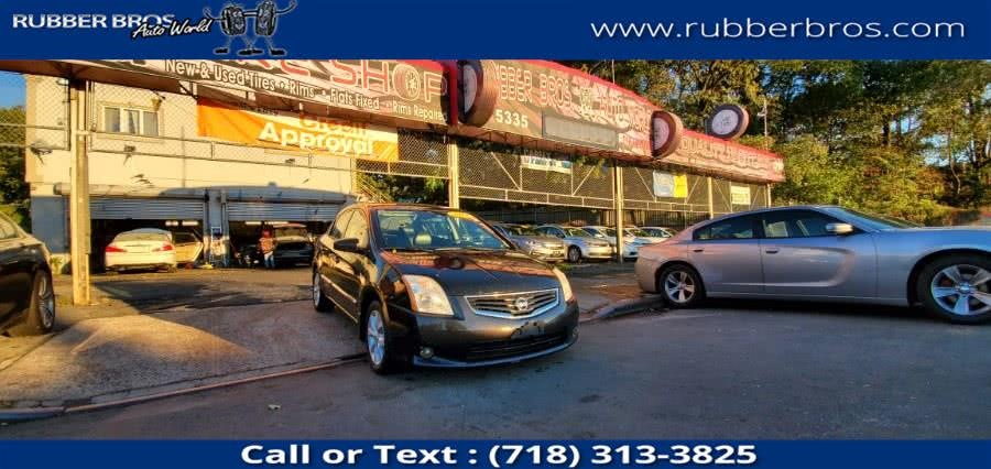 Used Nissan Sentra 4dr Sdn I4 CVT 2.0 SR 2012 | Rubber Bros Auto World. Brooklyn, New York