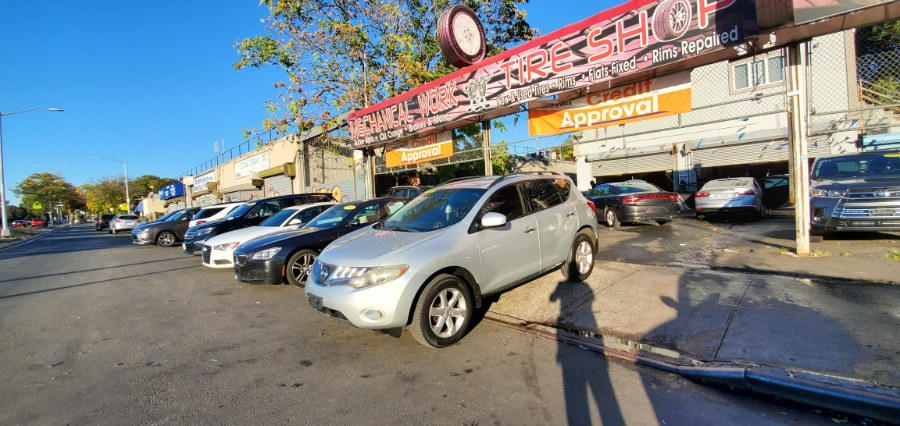 Used Nissan Murano AWD 4dr S 2009 | Rubber Bros Auto World. Brooklyn, New York