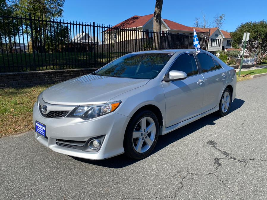 Used Toyota Camry 2014.5 4dr Sdn I4 Auto SE 2014 | Daytona Auto Sales. Little Ferry, New Jersey