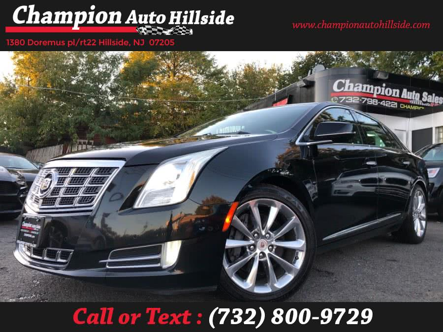 Used 2014 Cadillac XTS in Hillside, New Jersey | Champion Auto Sales. Hillside, New Jersey